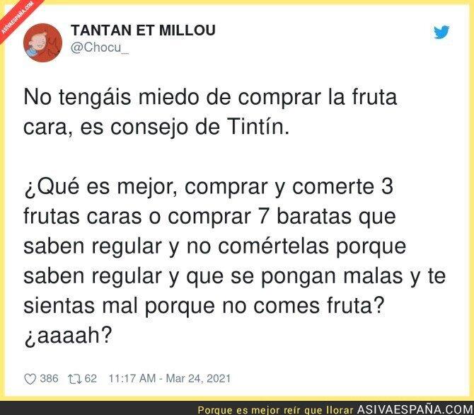663198 - Las aventuras de Tintín