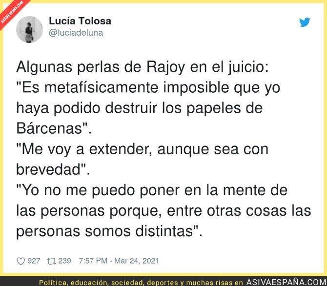 663440 - Gracias por tanto M. Rajoy