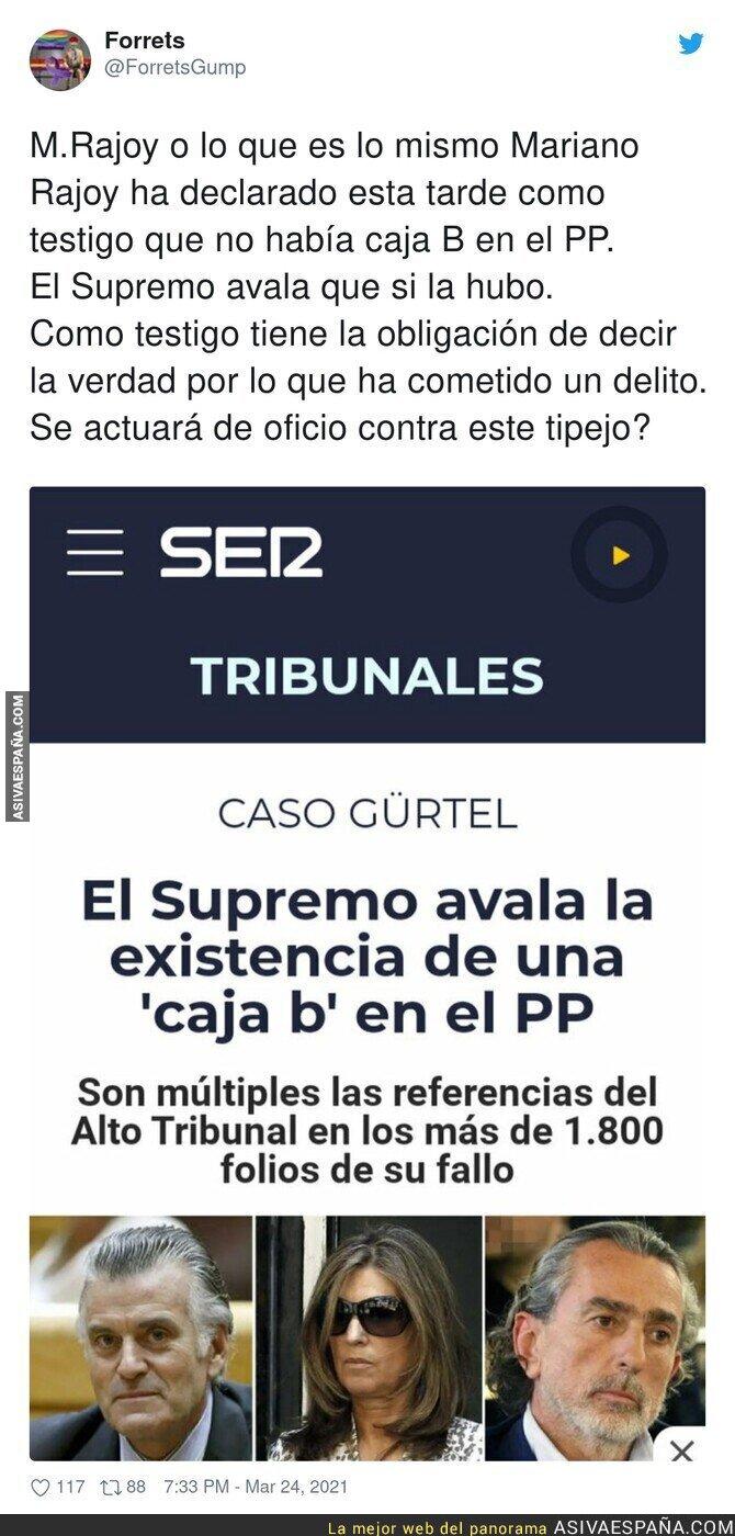 663843 - M. Rajoy mintiendo descaradamente