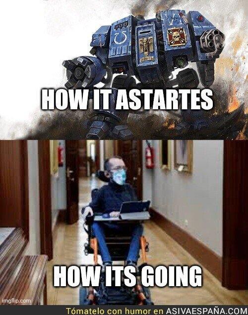 664021 - The codex Astartes does not support this action!