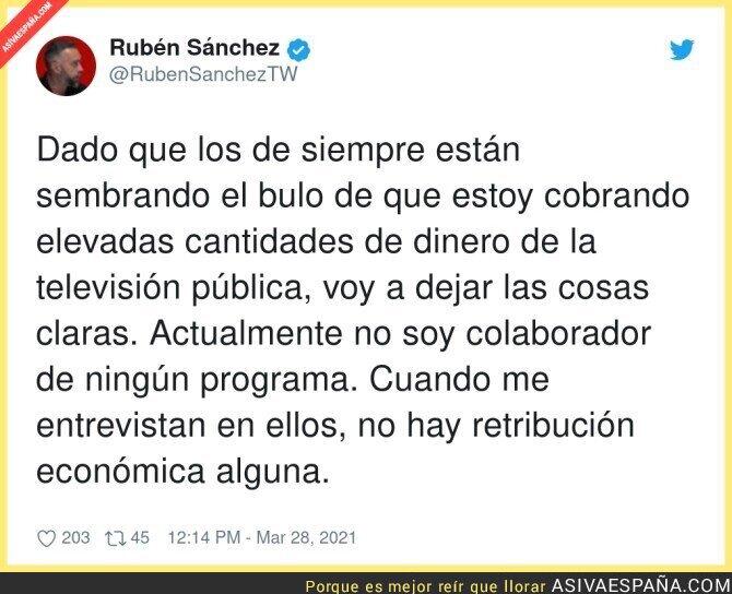 669039 - Rubén Sánchez de FACUA sale al paso de los bulos