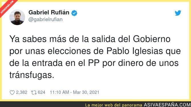 672096 - Cuanto miedo a Pablo Iglesias