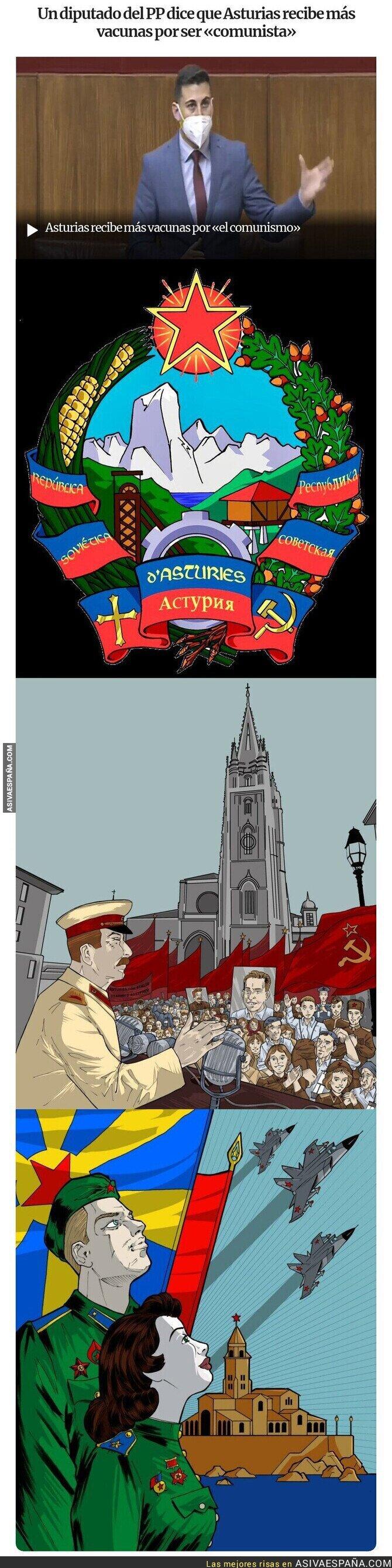 674174 - Asturias comunista