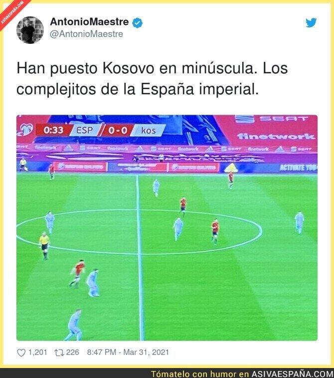 674980 - El ridículo mayúsculo de España
