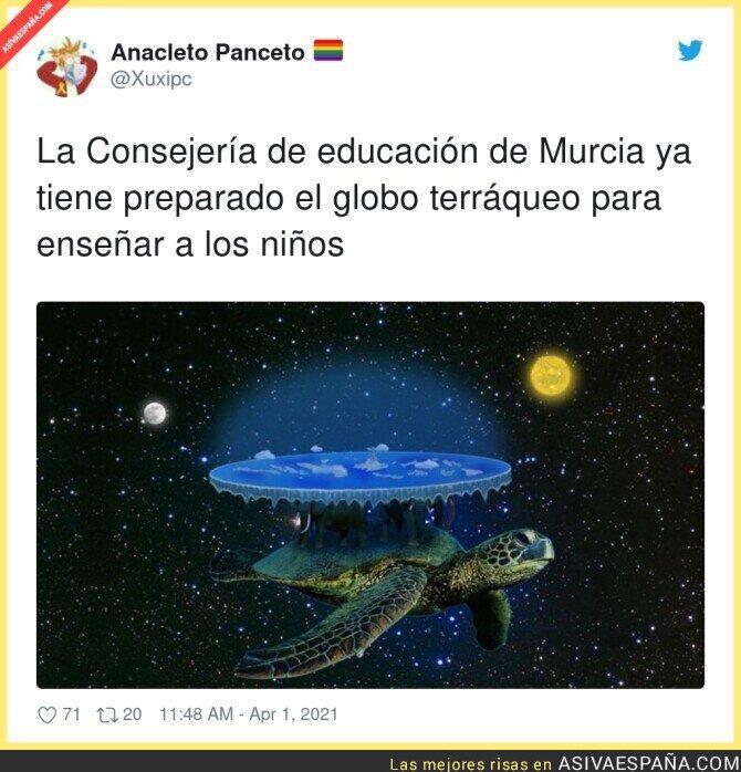 675760 - Bendita educación se impartirá en Murcia