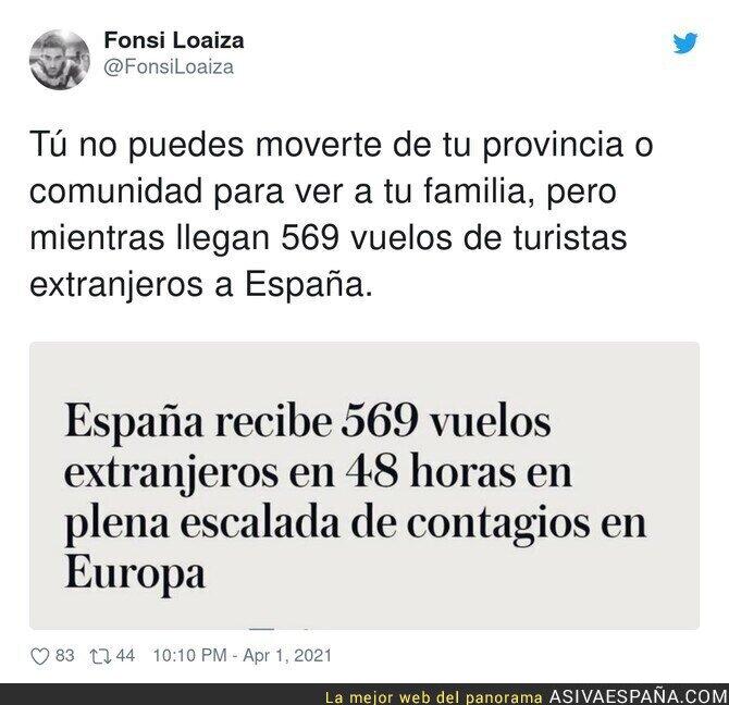 676710 - Simplemente España en plena pandemia