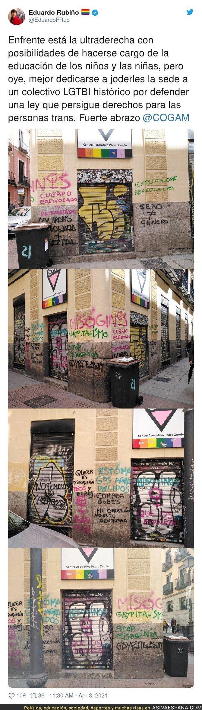679226 - Es tristísimo lo que se está viviendo en España...