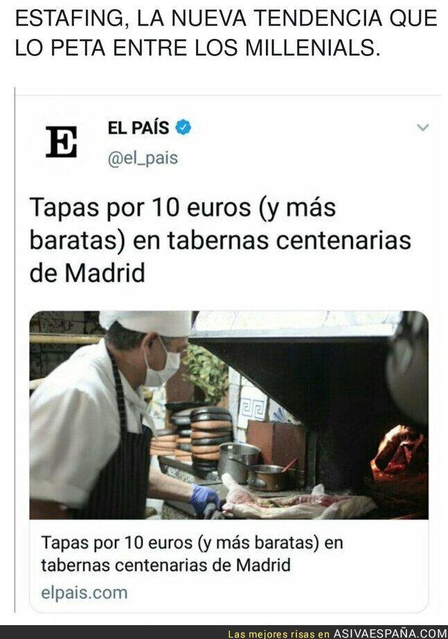 680798 - En Andalucía se están riendo sin parar leyendo el precio de las tapas