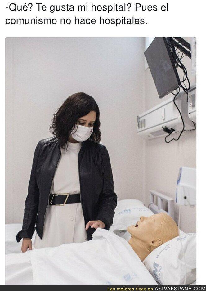684525 - Isabel visitando pacientes