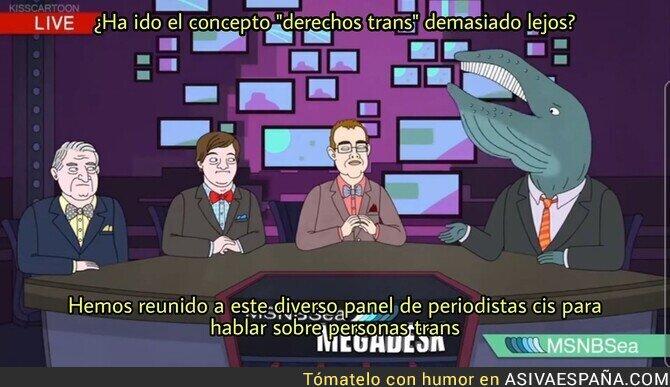 686926 - Debate sobre la Ley Trans