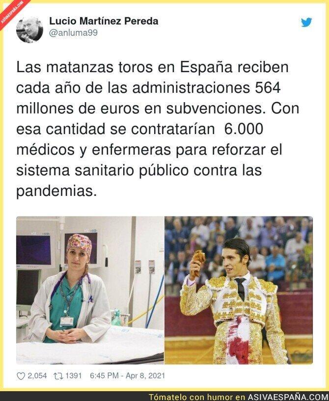 690254 - Hay que priorizar más en España