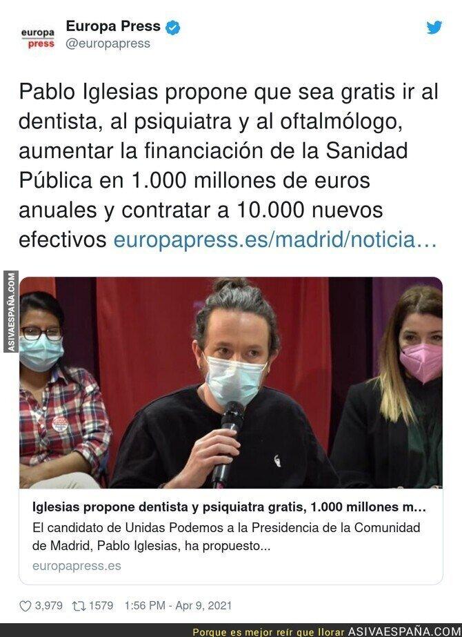 691667 - Las ideas de Pablo Iglesias para Madrid