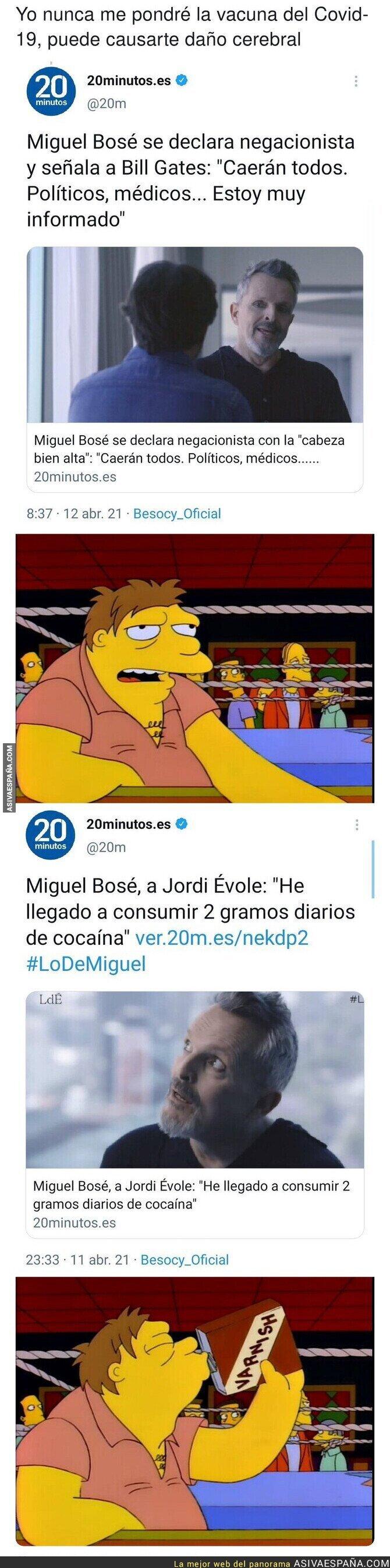 694888 - Las preferencias de Miguel Bosé
