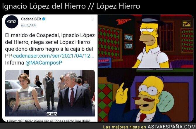 696473 - López.H, ¿Quien es López.H? Yo le llamo tipo de incógnito.