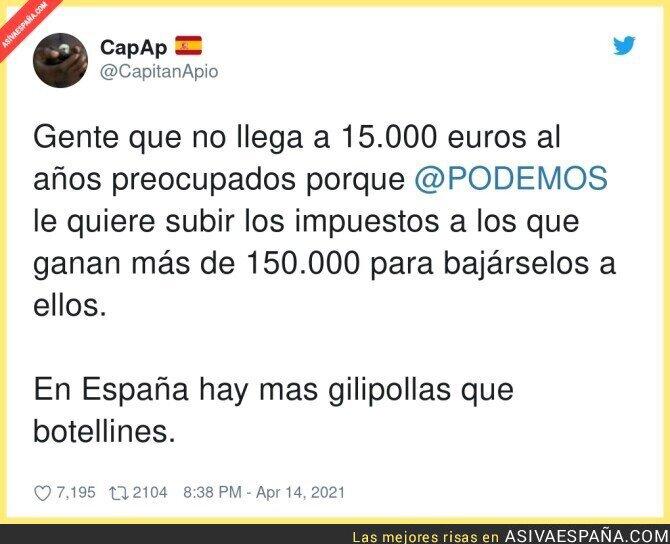 699550 - Es surrealista lo que pasa en España