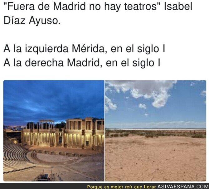 700637 - Menos lecciones desde Madrid