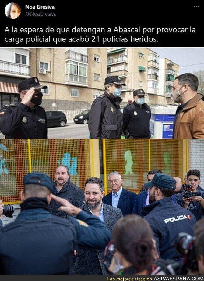 702217 - ¿Si la propia Policía sabe claramente quien fue el culpable por qué no hacen nada?