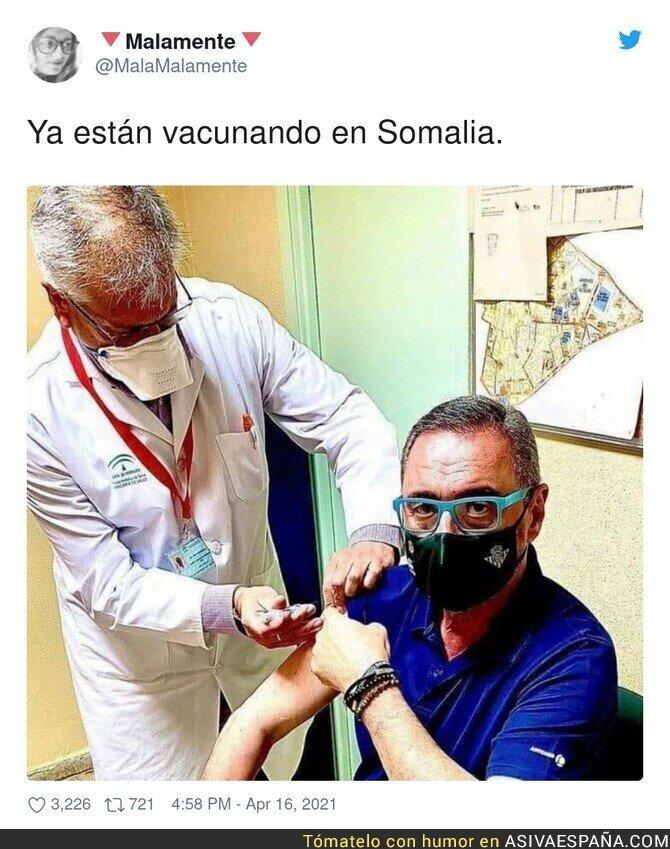 703636 - Las vacunas llegan poco a poco