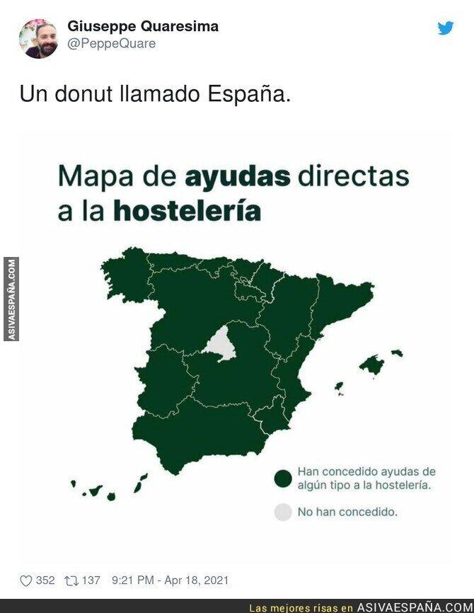 705328 - La hostelería no existe en Madrid