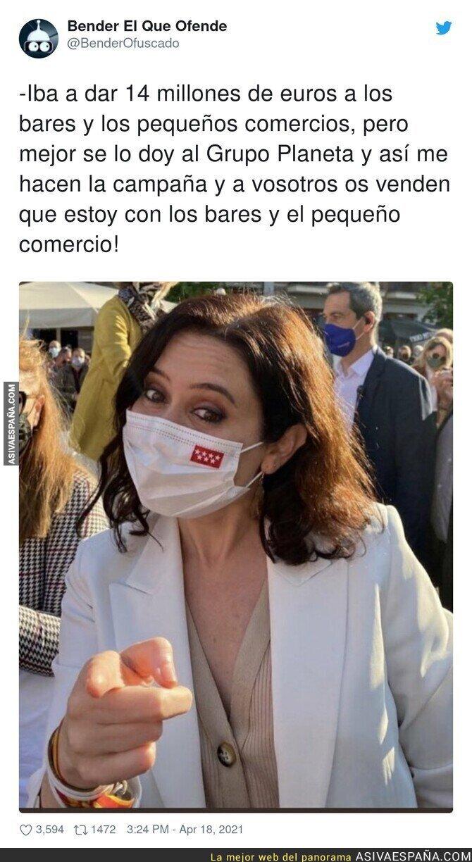 705546 - Los planes de Isabel Díaz Ayuso de los que no te habla Ferreras y Ana Pastor