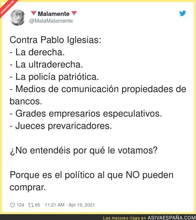 705948 - Nadie puede contra Pablo Iglesias