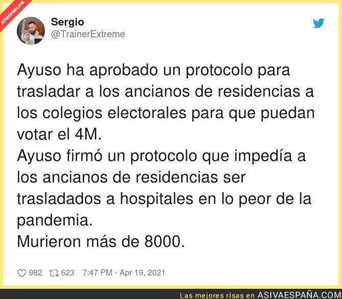 706800 - Las medidas de Isabel Díaz Ayuso con los ancianos...