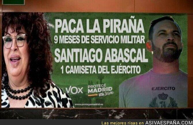 709856 - El postureo de Santiago Abascal