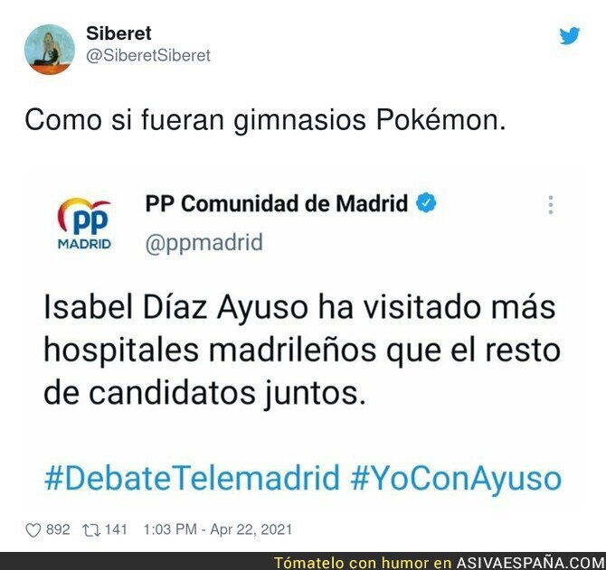 712728 - La carrera electoral de Isabel Díaz Ayuso y sus logros