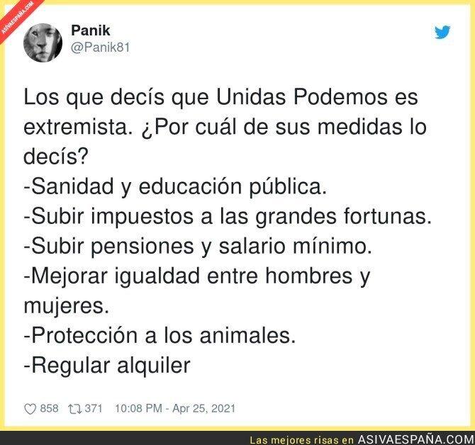 722043 - Las medidas de Unidas Podemos