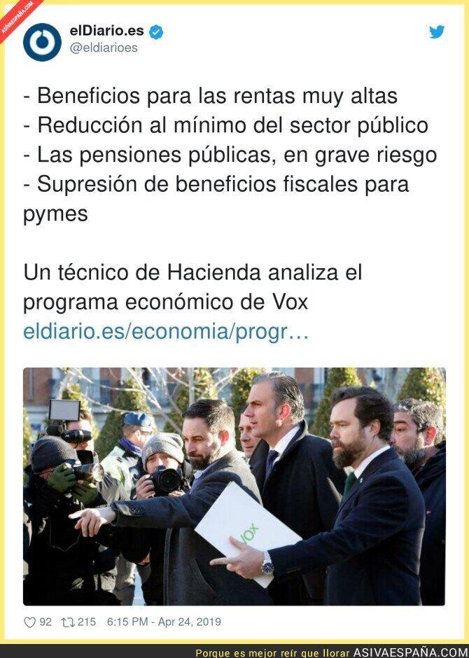 723480 - ¿Esta es la España que quieres con VOX?