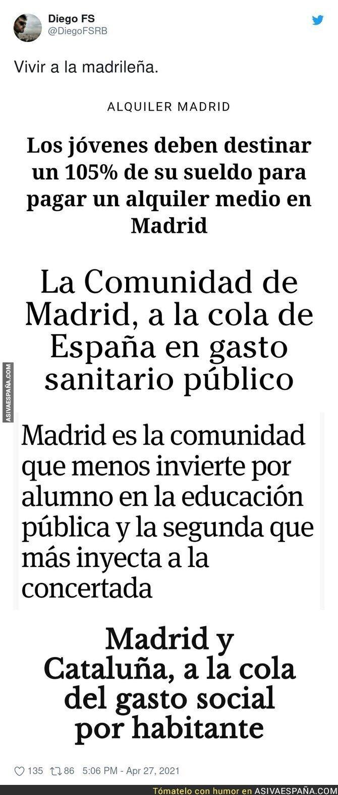 726558 - Los placeres de vivir a la madrileña