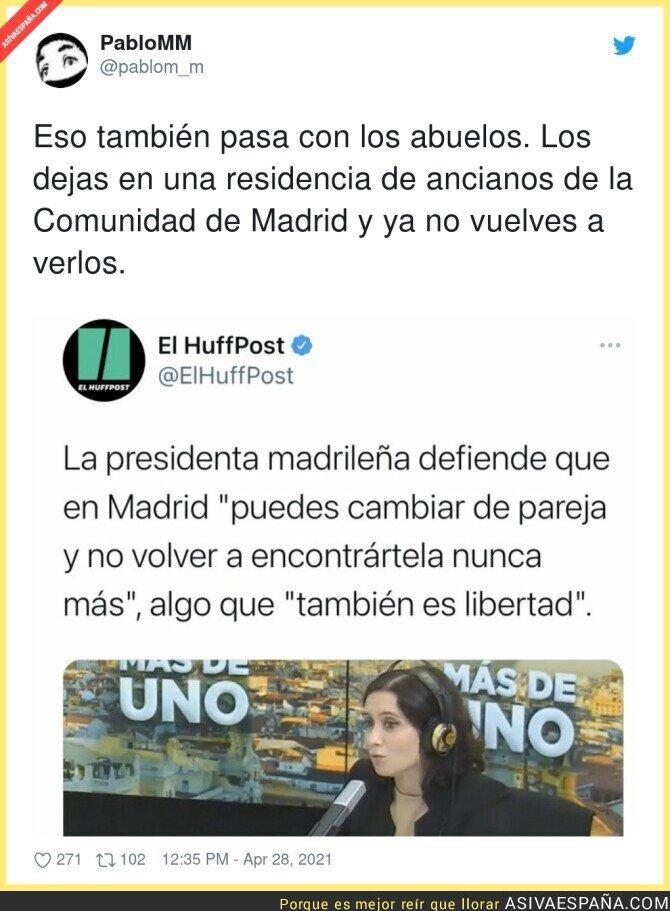 727627 - La libertad de Madrid