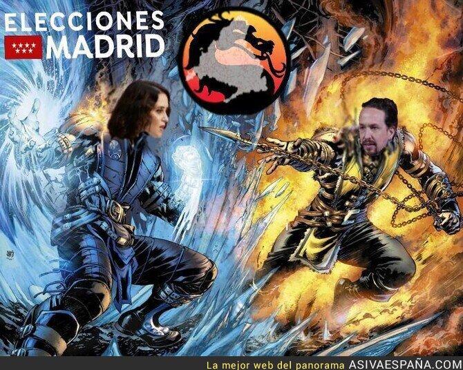 734458 - Mortal Kombat Madrid