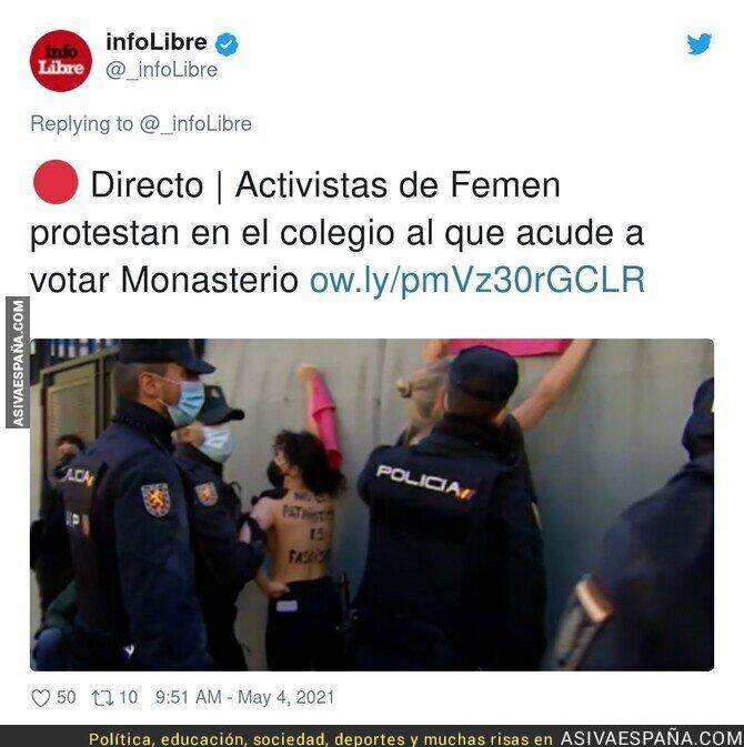 738352 - Femen no podía faltar