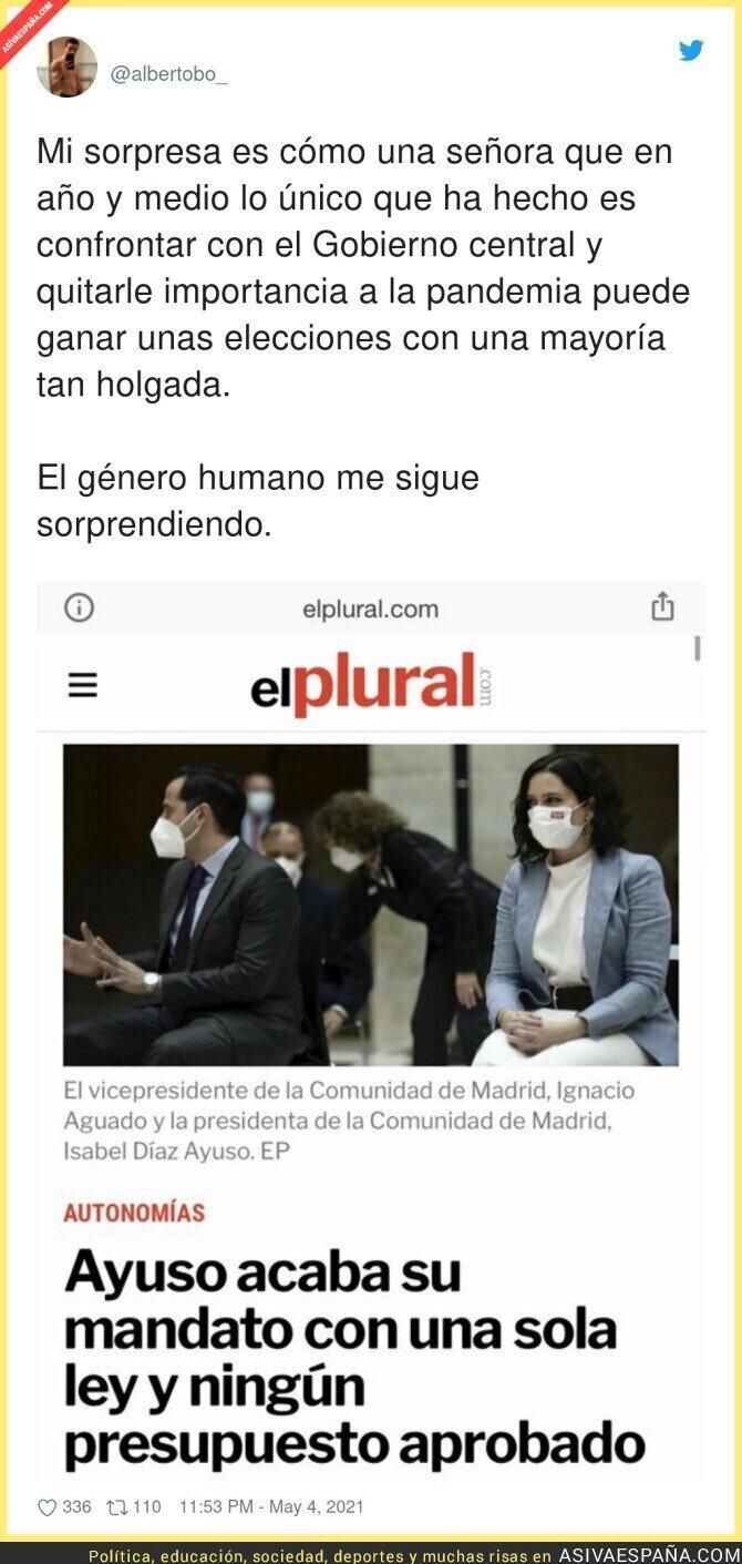 740749 - Isabel Díaz Ayuso y sus logros