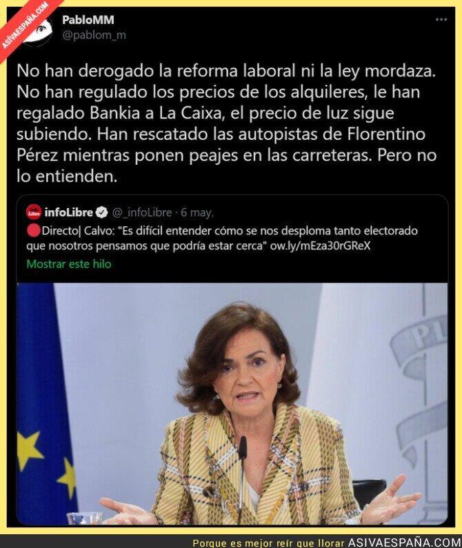 743793 - Nadie entiende nada en el PSOE