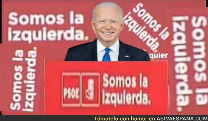 745656 - La imagen de Joe Biden ahora mismo