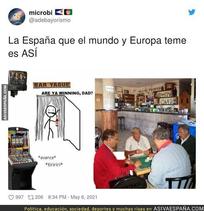 745819 - Me emociono viendo esto de España