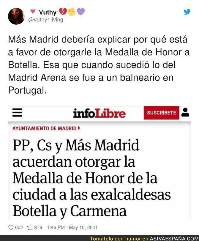 751091 - ¿Qué hace Más Madrid?