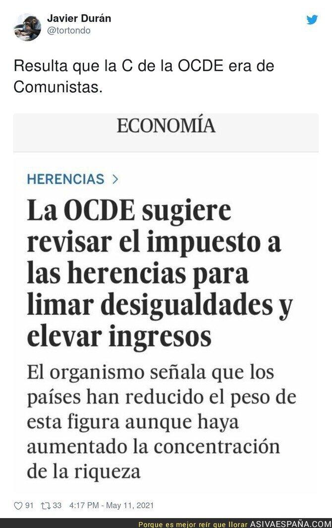 752545 - Ojito con la OCDE