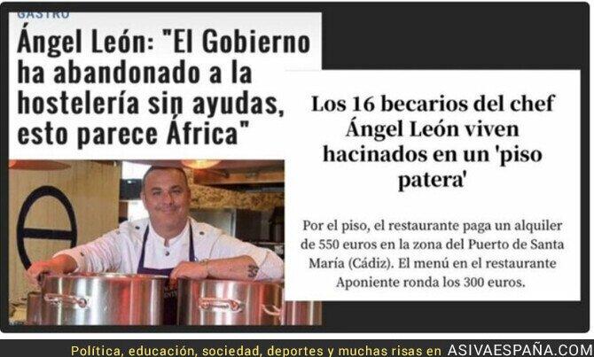 753281 - Ángel León no debería hablar muy alto