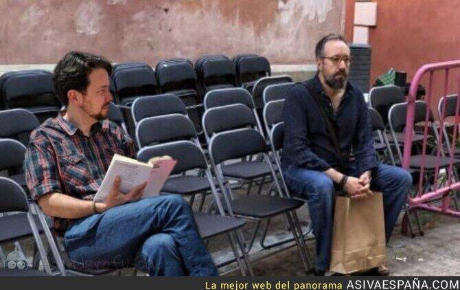 753807 - El nuevo look de Pablo Iglesias