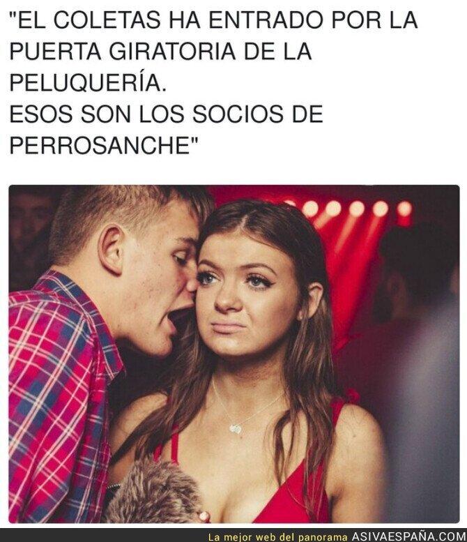 754991 - Pablo Iglesias haciendo de las suyas