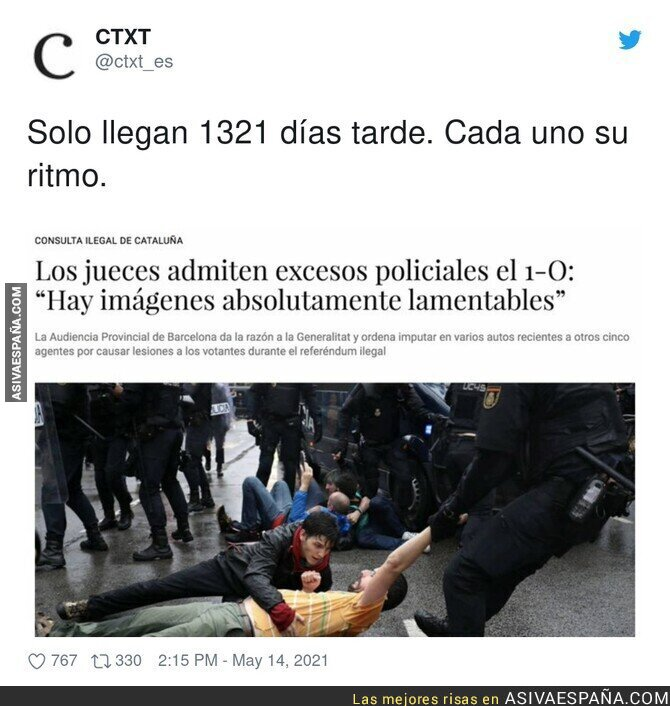 757538 - El ritmo de la justicia en España