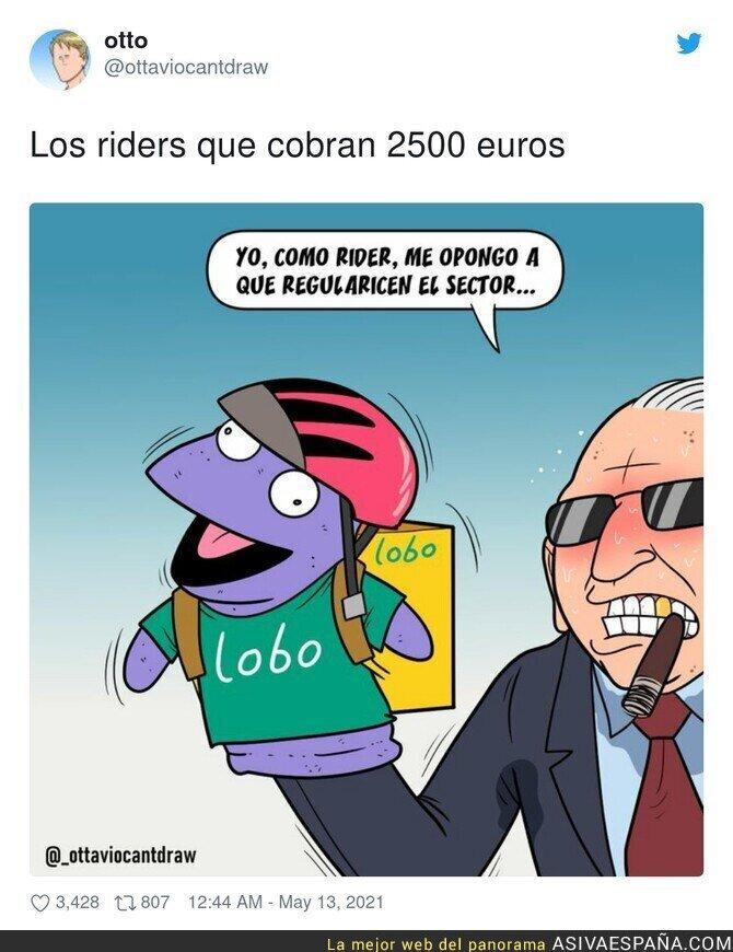 758326 - Las marionetas rider