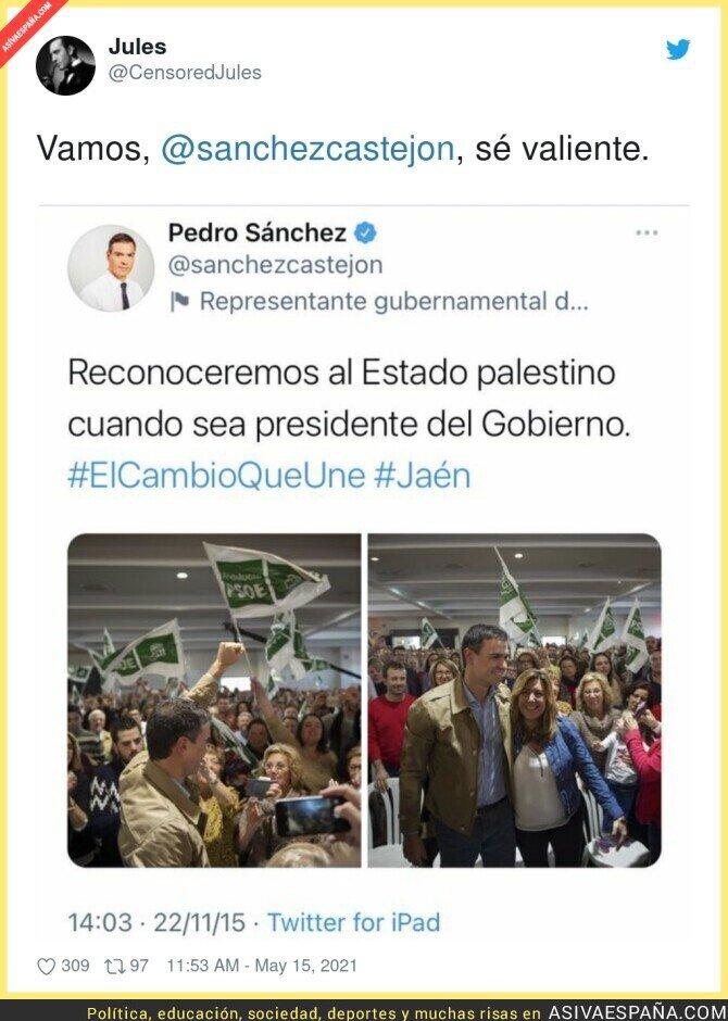 759000 - ¿A qué espera Pedro Sánchez?