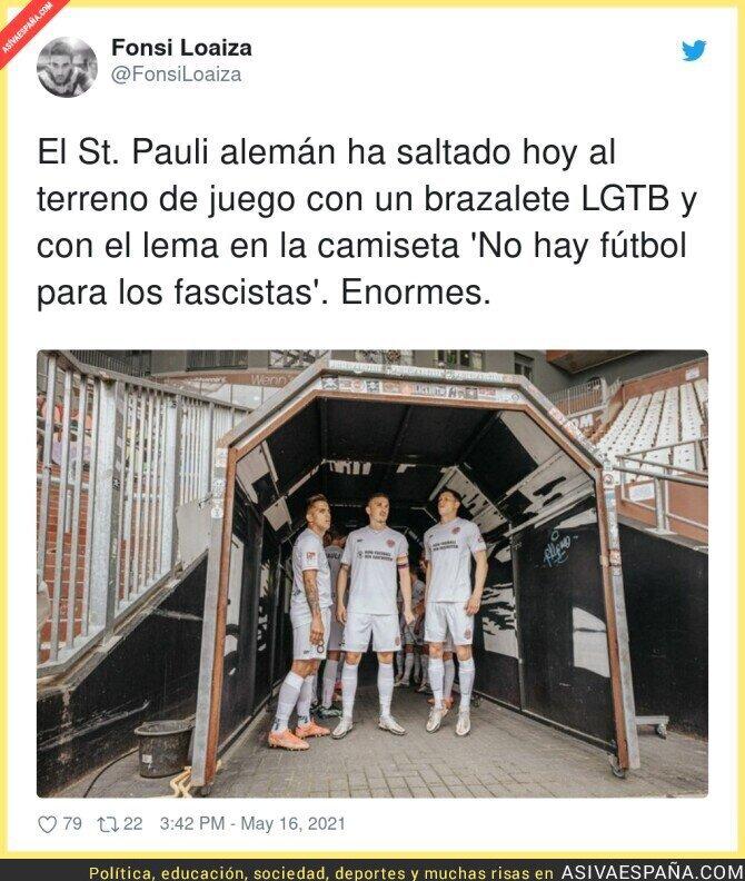 761061 - El St. Pauli no deja de dar lecciones