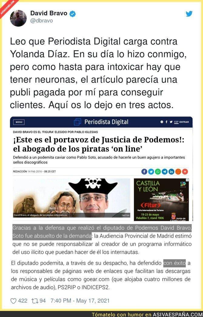 763317 - Menudo ridículo más espantoso de 'Periodista Digital'