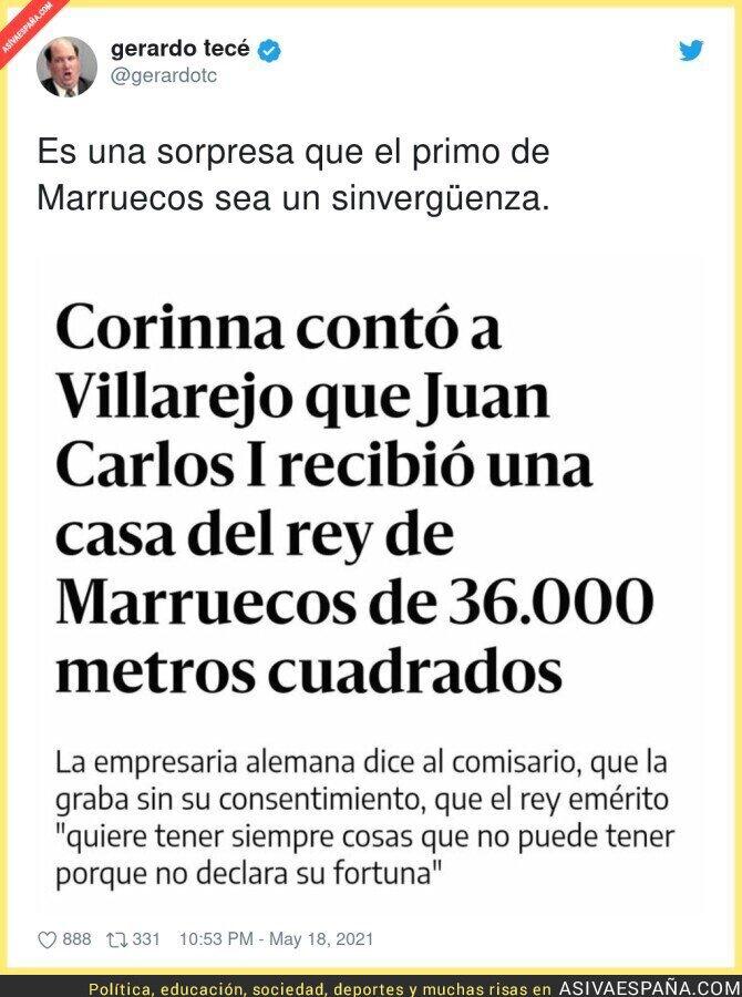 765701 - Detalles que salen de Juan Carlos I que desconocías