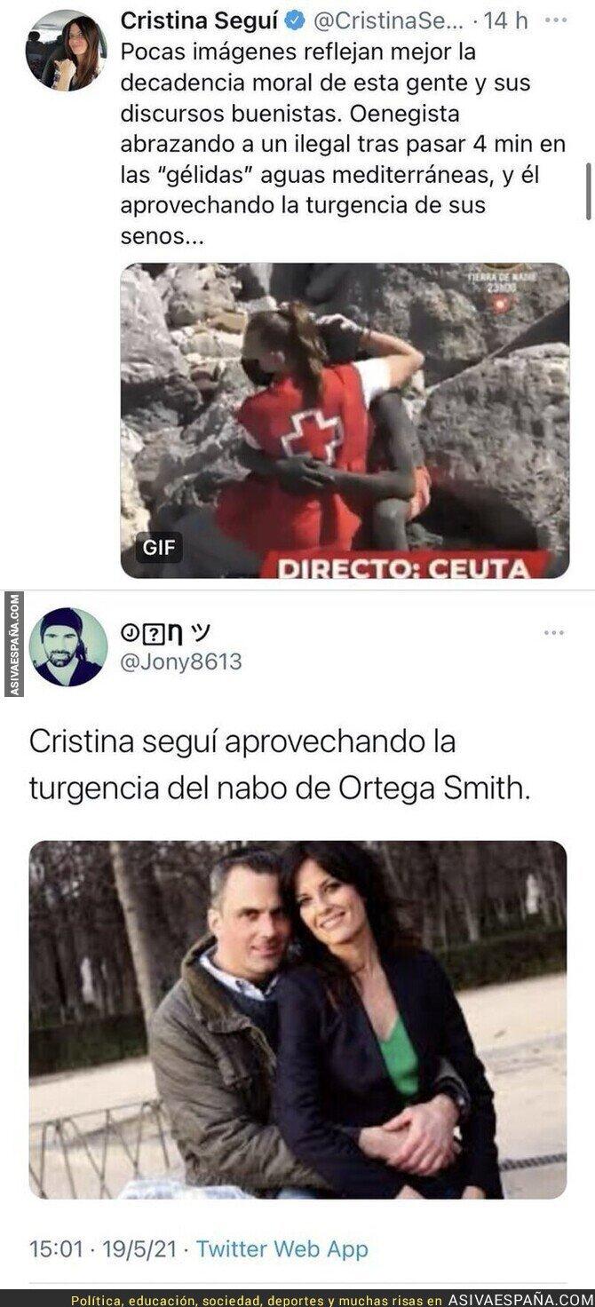 767101 - Siguiendo la lógica de Cristina Seguí tiene sentido